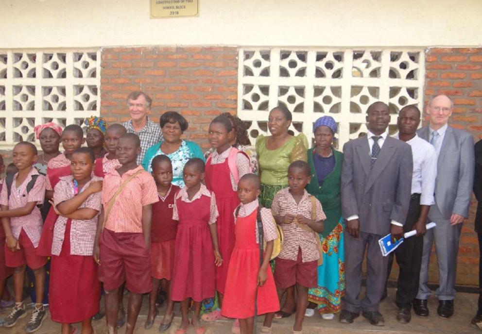 Latest news from Chiuzira school
