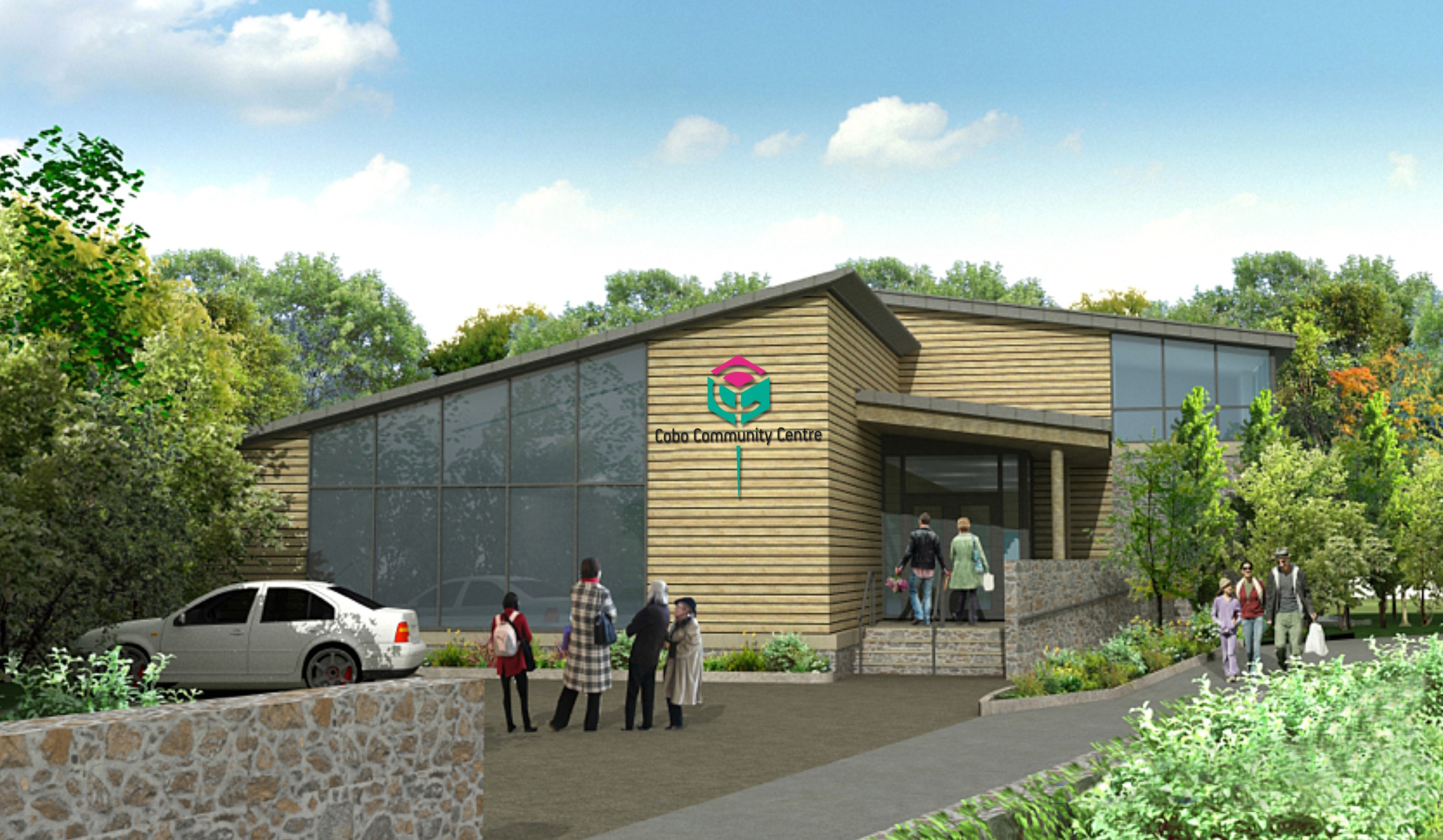Work starts on the new Cobo Community Centre
