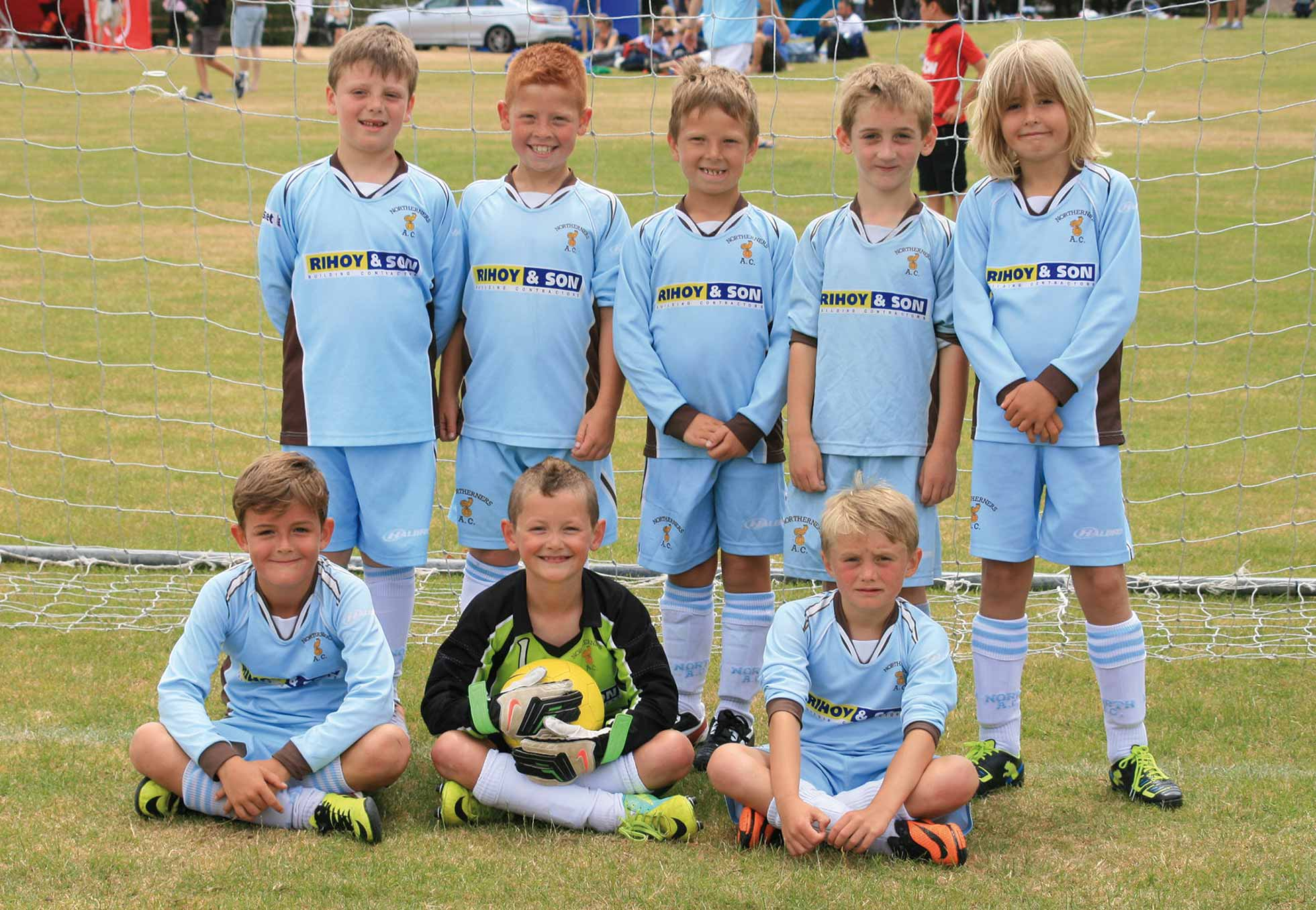 North Minis summer football update