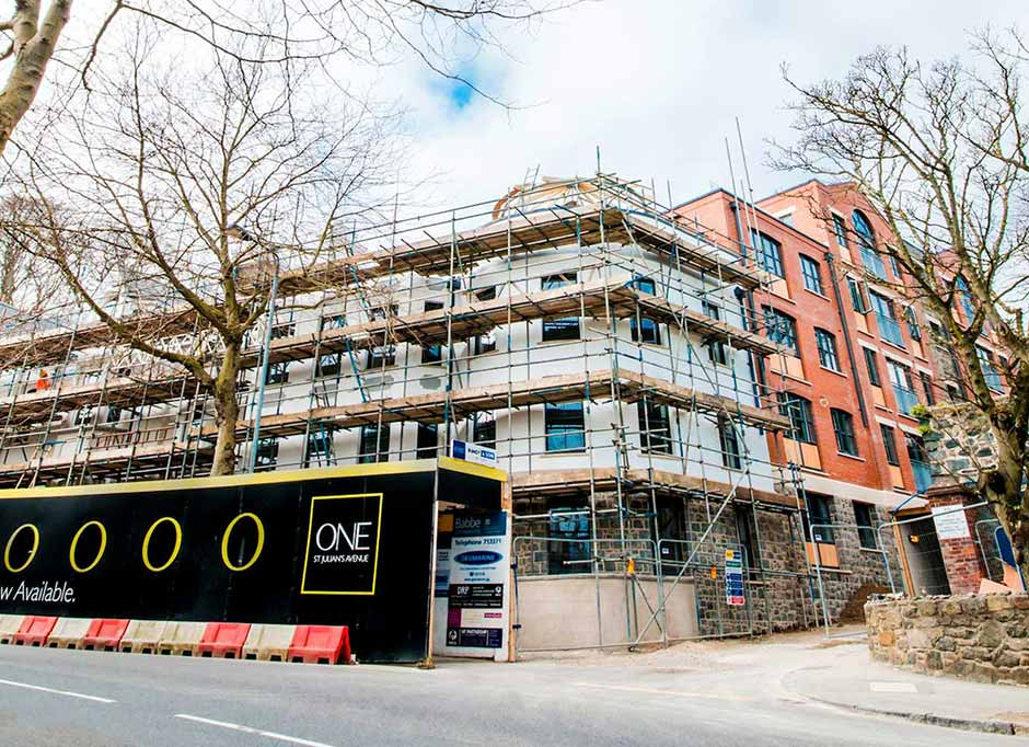 Final phase for One, St Julian's Avenue