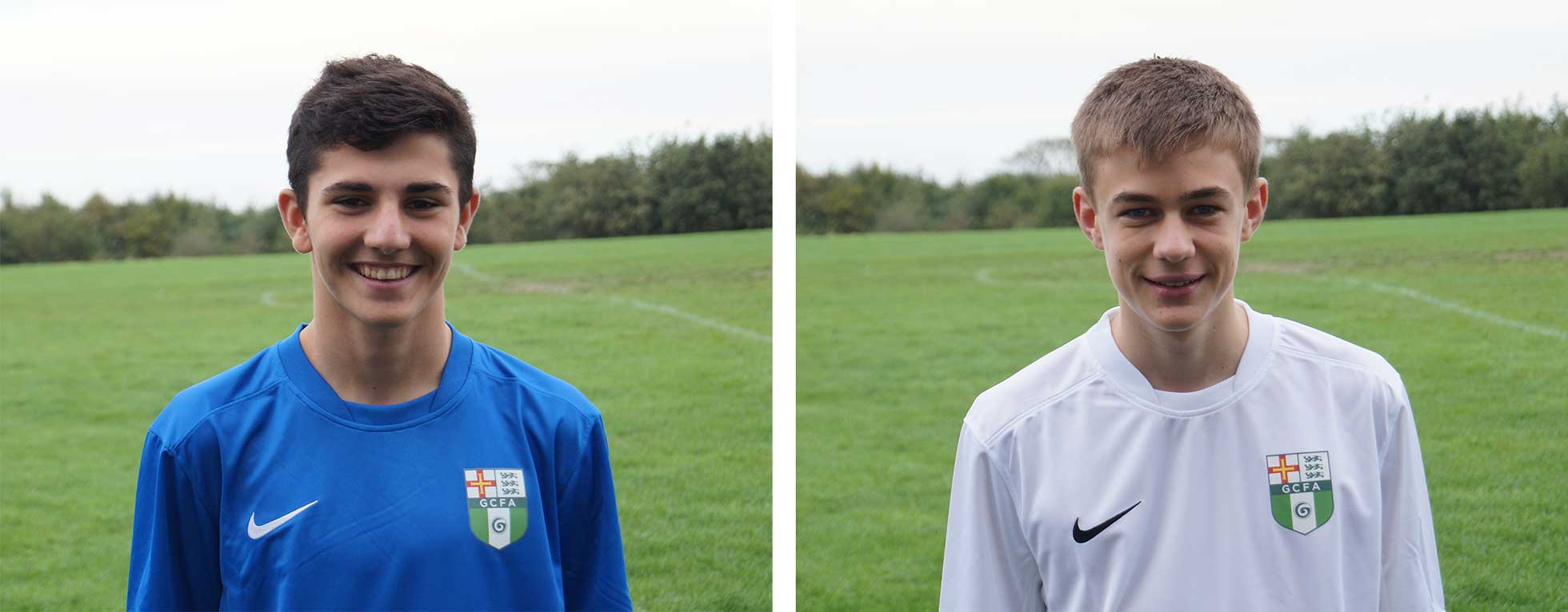 rihoy & son sponsors two guernsey college football academy players