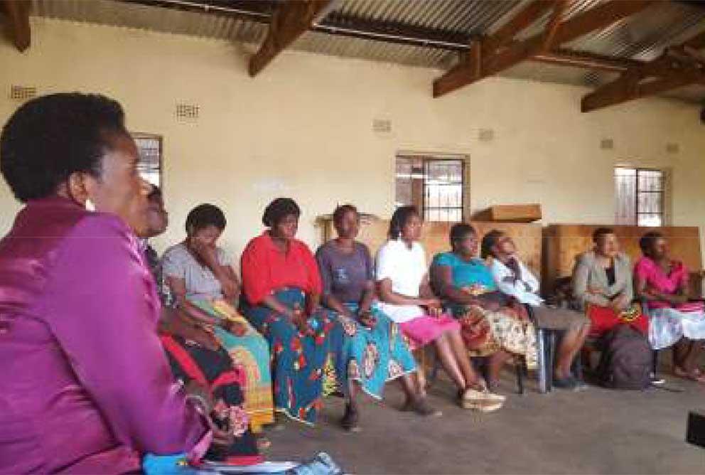 Final Report On Chiuzira School